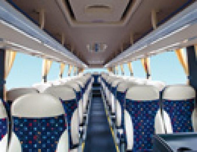 Main Trailer Sales >> H92/H91 KLQ6125/KLQ6115-Coach - Products - HIGER BUS