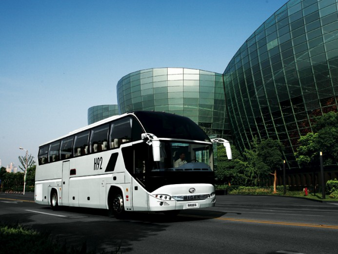 Main Trailer Sales >> H92 KLQ6125A-Coach - Products - HIGER BUS Company Limited