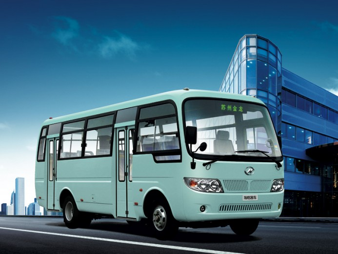 B7v Klq6728g City Bus Products Higer Bus Company Limited